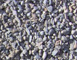 Pea Gravel used for top layer  of driveway gravel. Pea Gravel makes a very attractive driveway.